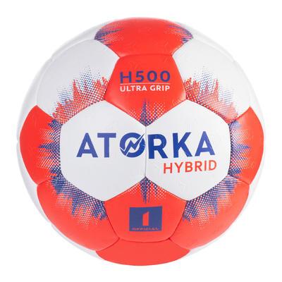 Ballon H500 Gris/rouge - T1
