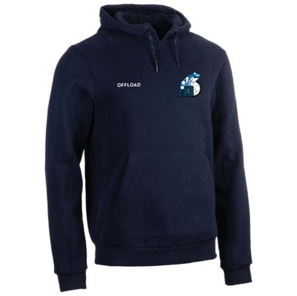 Sweat molleton club adulte bleu marine