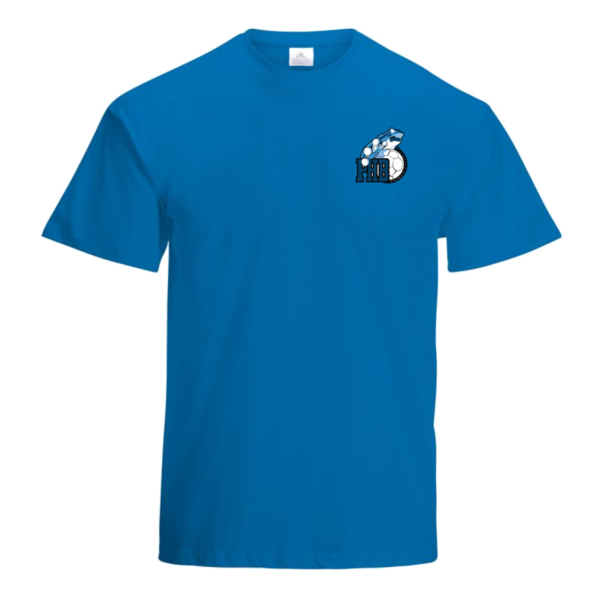Tee-shirt supporter HOMME - BLEU