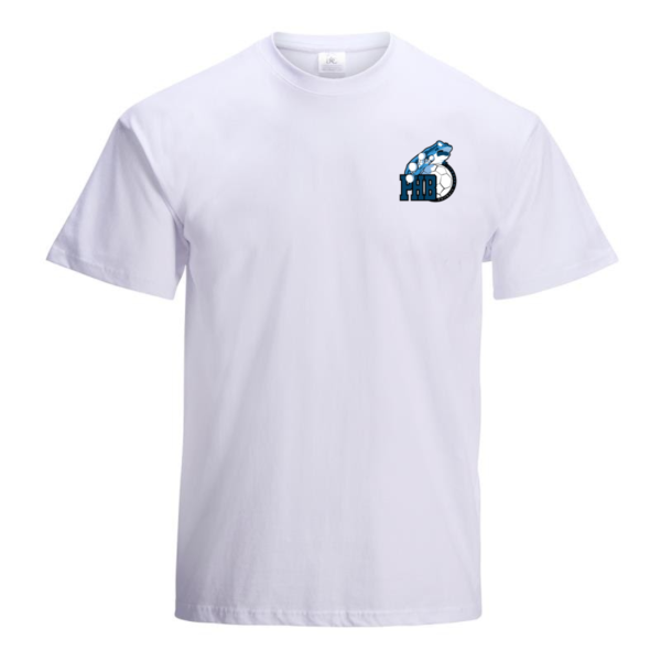 Tee-shirt supporter ENFANT - BLANC