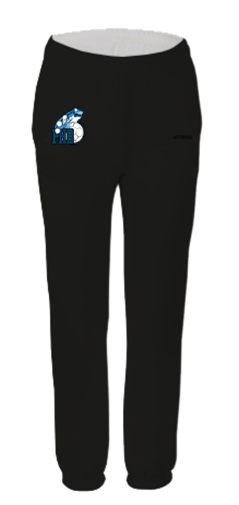 Pantalon molleton club adulte noir